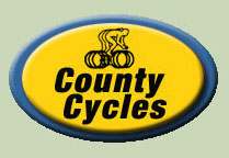 county cycles logo